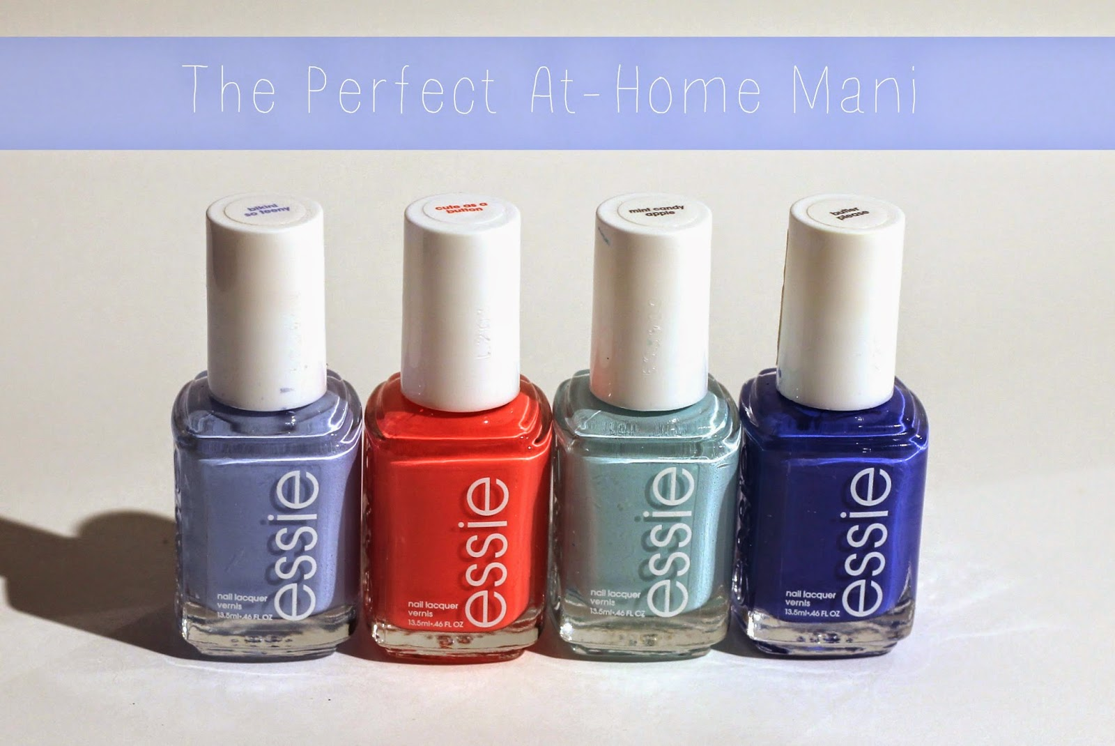 The Perfect At-Home Mani - Her Heartland Soul