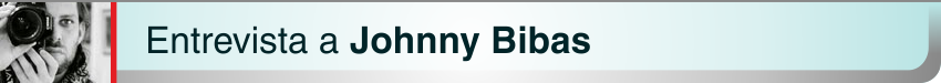 Entrevista a Johnny Bibas