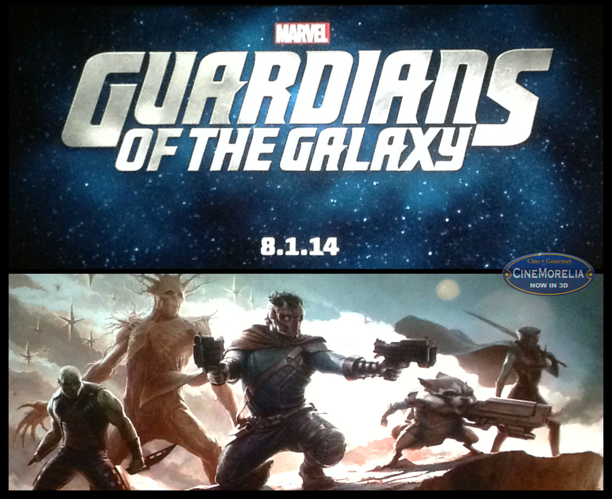 Post -- Guardianes de la Galaxia -- 29/08/ 2014 Guardians-team