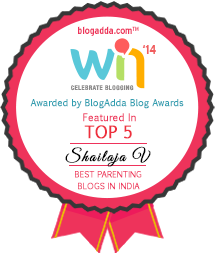 Top 5 Parenting Blogs- WIN '14