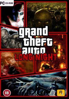 Grand Theft Auto Vice City Long Night game