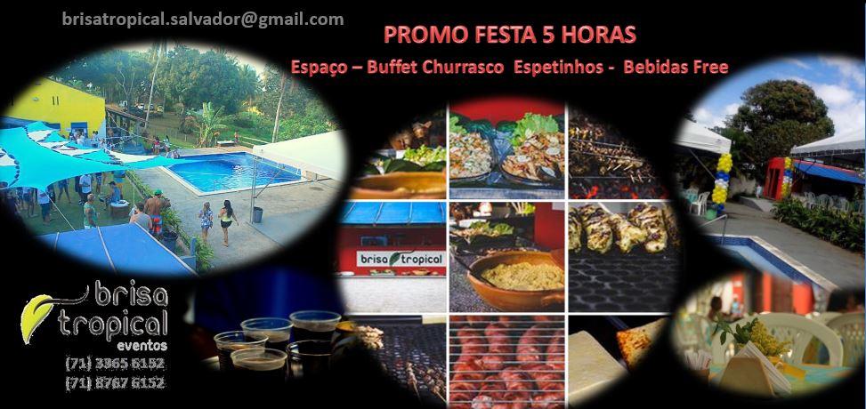 Espaço e Buffet para Eventos Salvador