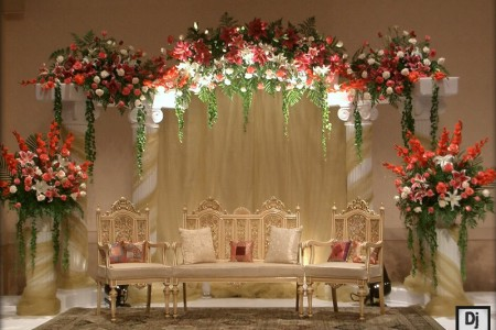 Bridal Bedroom Latest Decoration Collection ~ Pakistani Designers ...