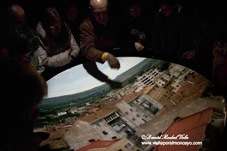 Torre Monreal Tudela Camara Oscura