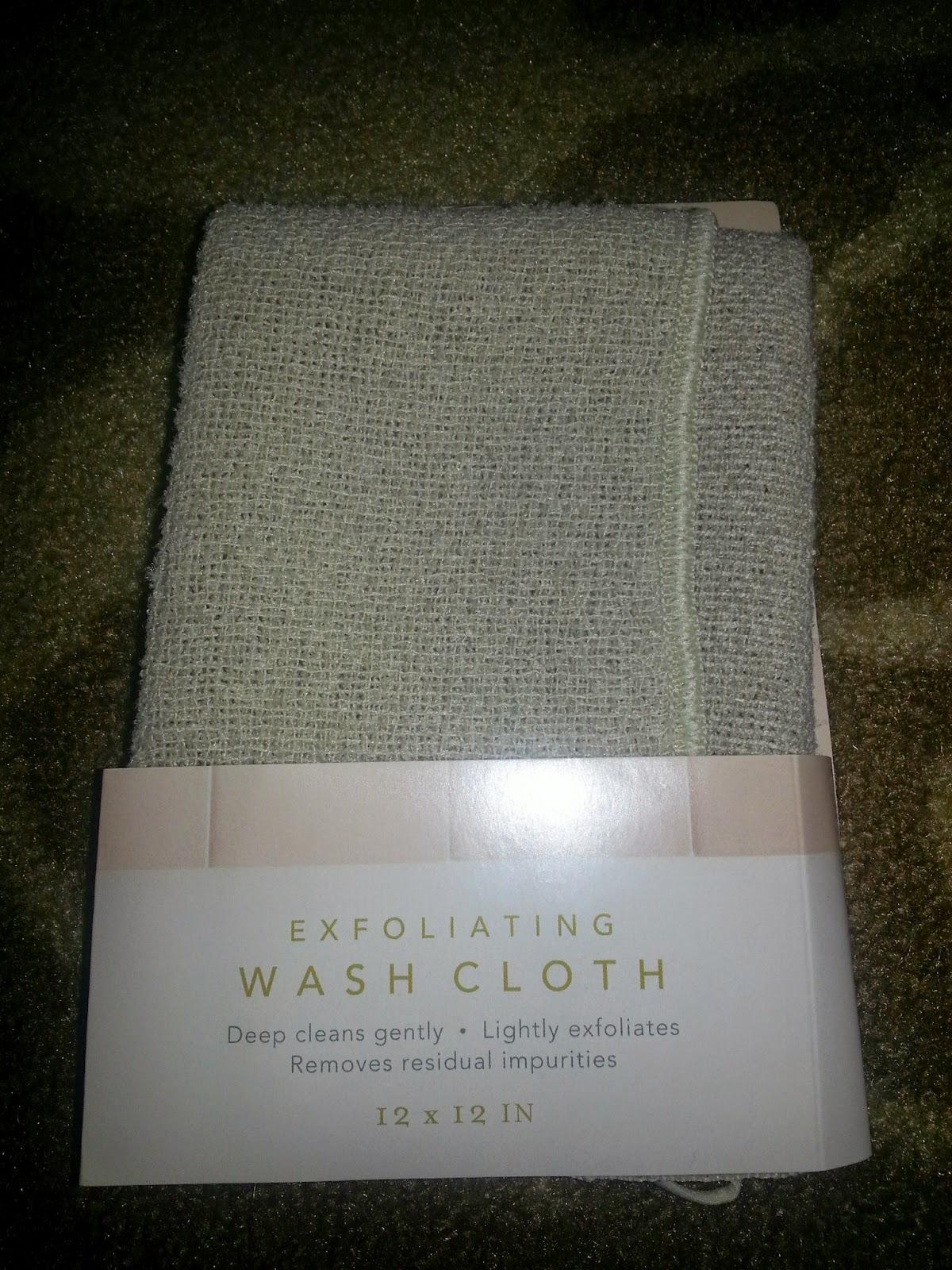 Aquis Exfoliating Wash Cloth Lab Series Age Rescue Plus Face Lotion, 1.7 Ounce