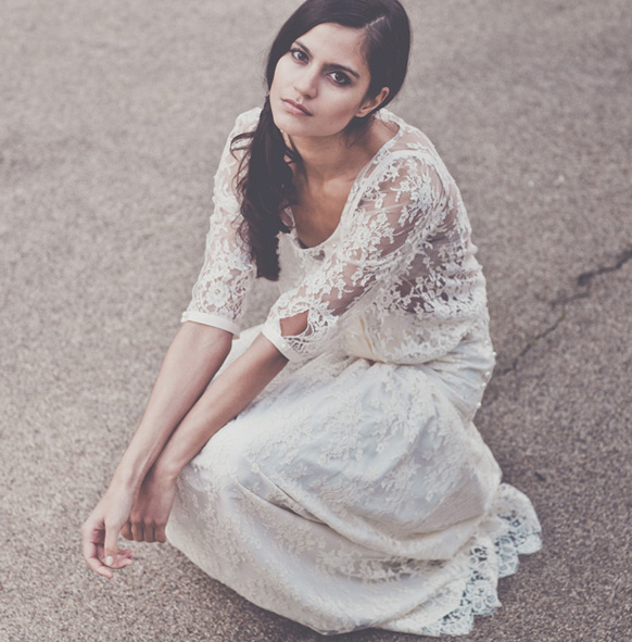 wild tribe: French Wedding Dresses