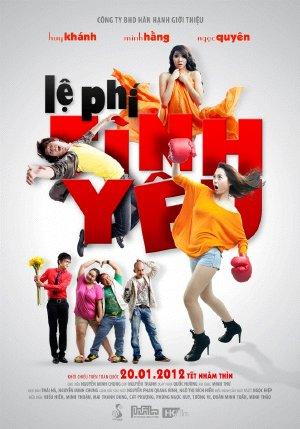Lệ Phí Tình Yêu (2012) - DVDRIP