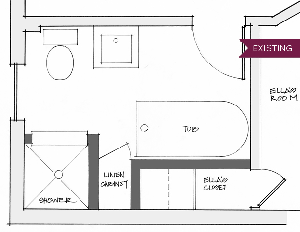 8 X 11 Bathroom Layout 28 Images Paperforts Kitchen