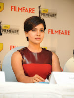 Samantha gorgeous pics at filmfare event-cover-photo