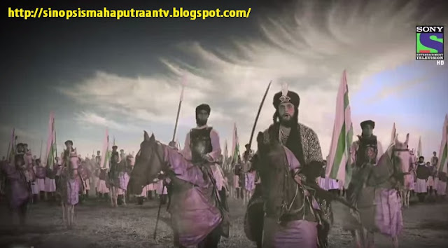 Sinopsis Mahaputra Episode 164