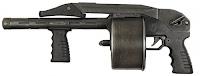 Armsel Striker combat shotgun