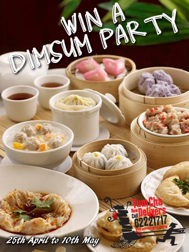 Yum Cha Party Contest