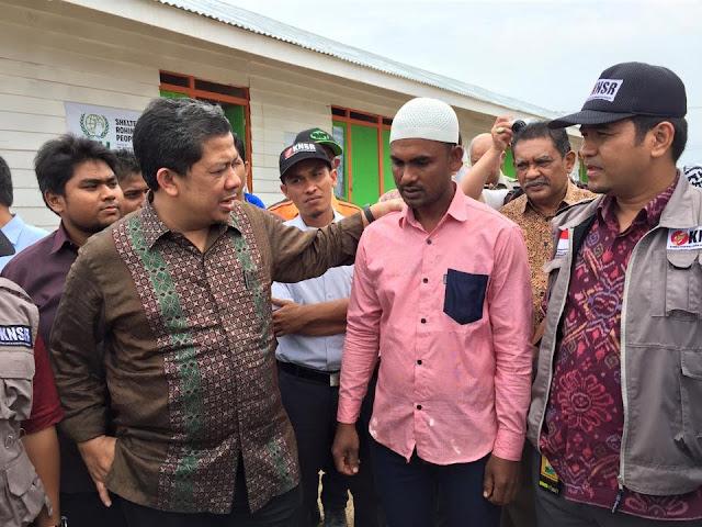 Fahri Hamzah : Presiden Jokowi Harus Bersuara Lantang di Forum Asean Terkait Rohingya