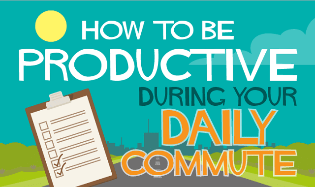 How to be Productive During your Daily Commute