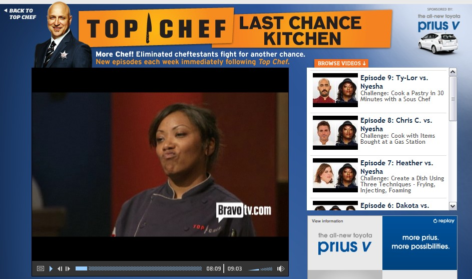 Durango Tv The Top Chef Texas Last Chance Kitchen Redemption Island Twist Does Not Work For Me