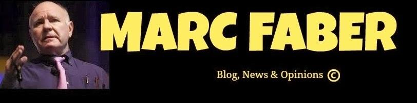 Marc Faber Blog