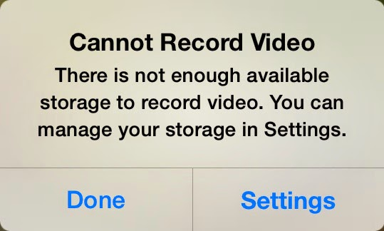 How to make more sotrage-space in your iPhone