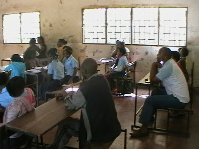 Brigadas verdes - Ecos do sur - Mozambique