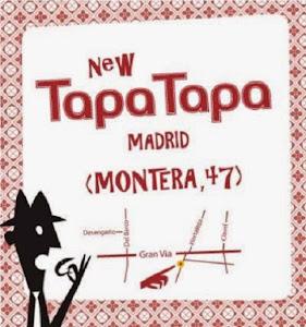 Tapa Tapa restaurant, Montera street, 47 Madrid