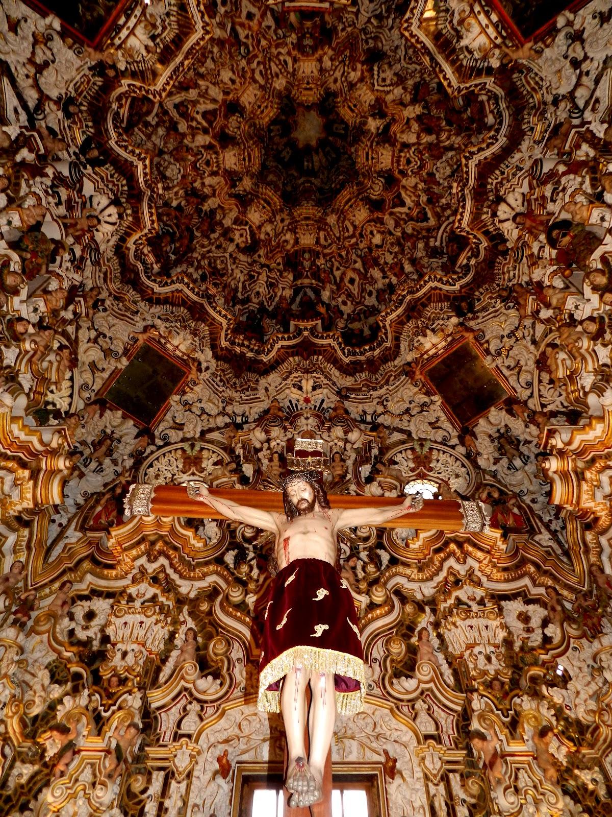 Jaen Desde Mi Atalaya El Camarin Del Cristo Del Llano De Banos De