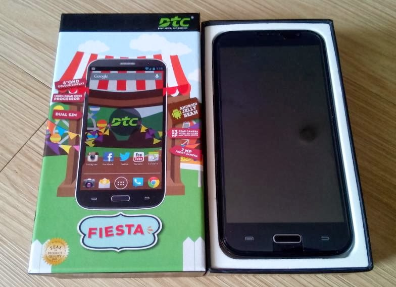 TeknoGadyet Giveaway: DTC Mobile Astroid Fiesta