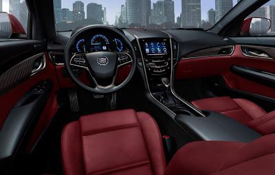2013 Cadillac ATS Review, Price, Interior, Exterior, Engine3