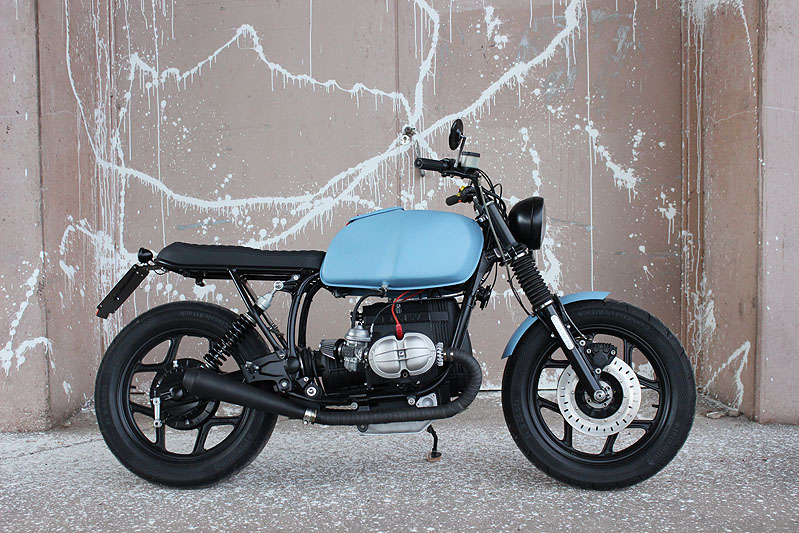 generation bobber hammer kraftrad bmw r80 umbau. Black Bedroom Furniture Sets. Home Design Ideas