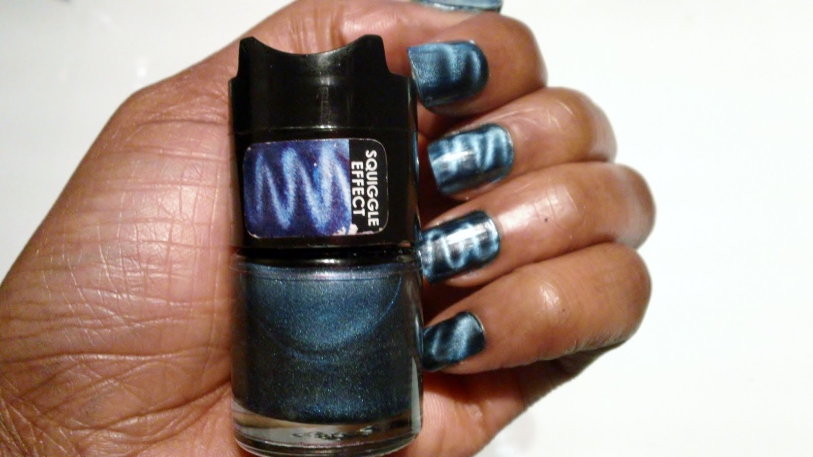 Mayfair, MUA Metallic Nail Polish