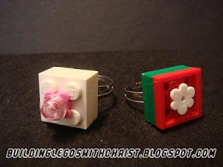 LEGO Creation, LEGO Ring, LEGO Gifts