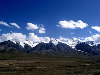 The Kunlun Mountains