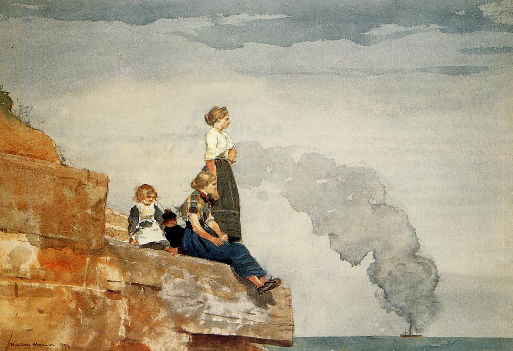 winslow homer masters of paint Winslow homer: a collection of 534 paintings (hd) update (added almost 400 new more paintings than previous video) description: winslow homer was one of the most authentic and important american.