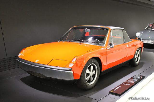 Porsche 914/8, 1969 г.