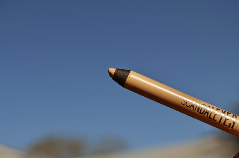 Rimmel ScandalEyes Waterproof Kohl Liner in Nude