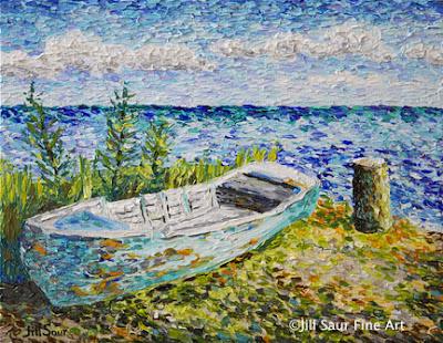Florida Landscape Painting