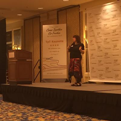 TpT Vegas Conference 2015 Rachel Lynette
