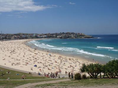 Y Electric Bondi Beach ... se puede cenar con unas increibles vistas al mar y a Bondi