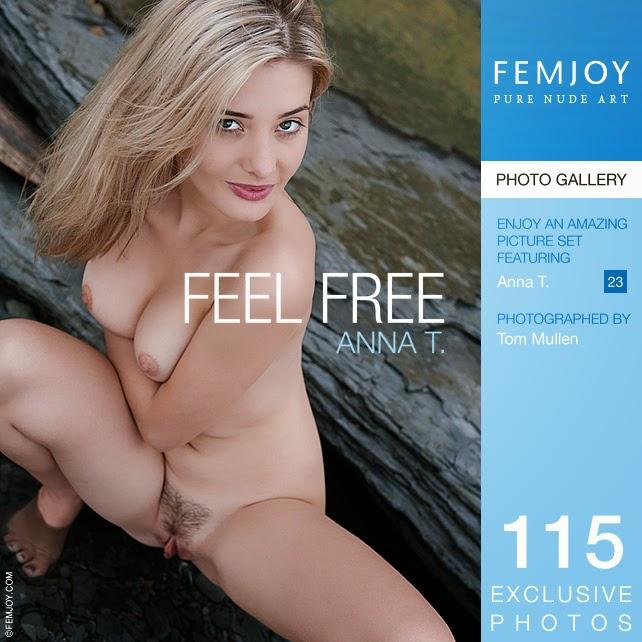 Femjoy 2015-01-02 Anna T - Feel Free 12070
