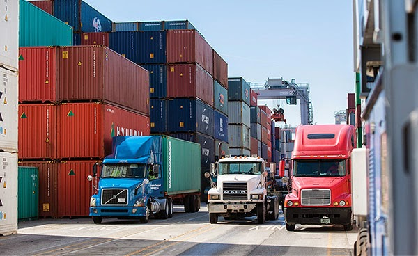 Trung tâm Georgia của đổi mới cho Logistics