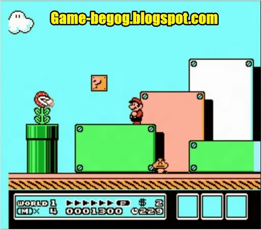 Download Game Nintendo Mario Bross 3