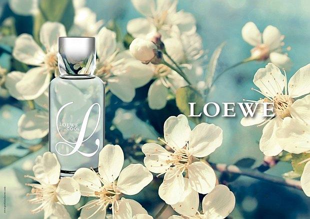 Reklama perfum Loewe L Cool