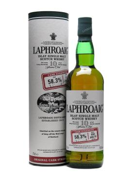 laphroaig islay single malt scotch whisky 18 price