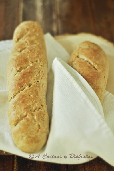 Bake the world mayo baguette for Cocinar y disfrutar