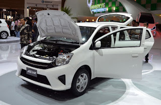 Toyota Agya Medium-Grade E
