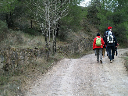 Camí del Raval del Clot