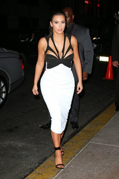 kim kardashian fashion cocktail dress