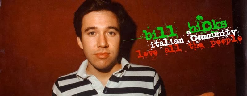 Bill Hicks Italian Community: il blog