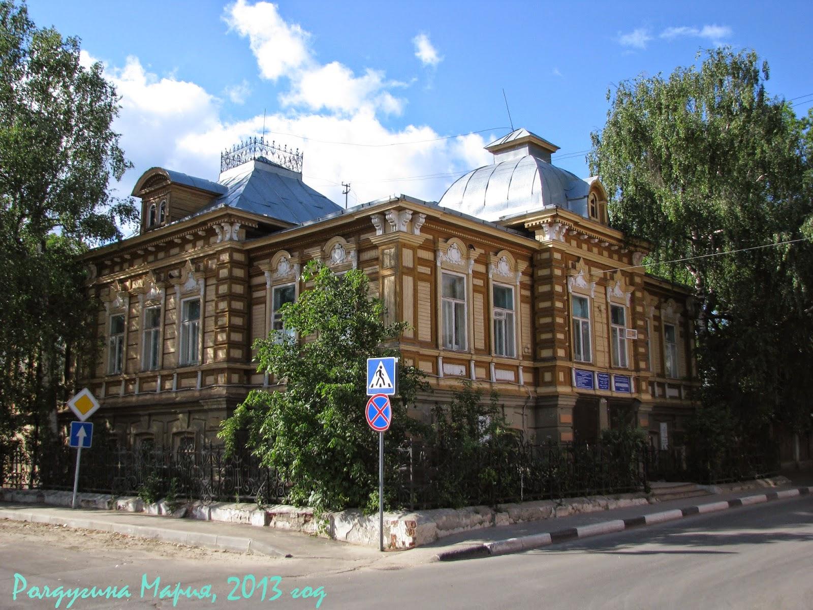 Бор Нижегородская область фото