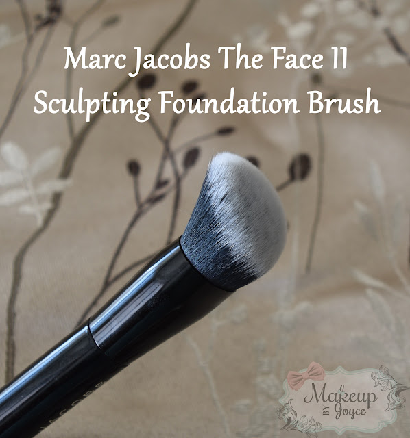 Marc Jacobs the Face II Brush Review