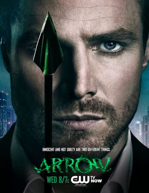 Arrow (TV Series) 2012