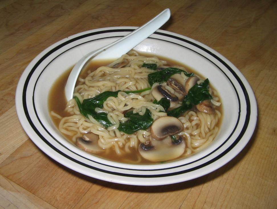 Can Dogs Eat Plain Cooked Ramen Noodles